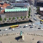 Although you can't read it from this height, the back of the statue of King Frederik VII in front of Christiansborg has a beautifully simple inscription: Født (Born) 1808. Konge (King) 1848. Død (Died) 1863Photo: Justin Cremer
