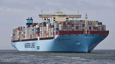 Maersk unveils shipping alliance with MSC