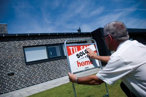 Home prices up in CPH but down elsewhere