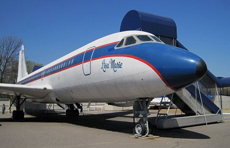 Elvis's luxury jets could come to Denmark