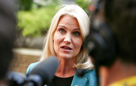 Thorning refuses to sign Nordic letter on Gaza