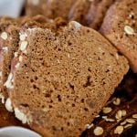 <b>You join the rugbrød cult.</b><br> Danes love rugbrød, the hearty rye bread that is a staple in lunch packs and the basis for the famous open-faced sandwiches, smørrebrød. Resistance is futile and eventually you too will opt for rugbrød. You'll find yourself topping it with curried herring and jam-topped pungent cheese (no, not at the same time). But the day you spread some leverpostej on your rugbrød and actually like it, well that, my friend, is a tell-tale sign you've been here too long.Photo: Colourbox
