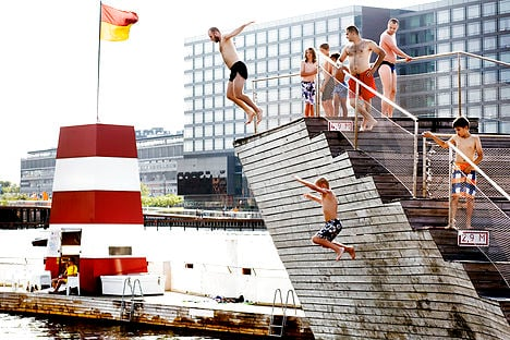 Denmark has its hottest day of the year