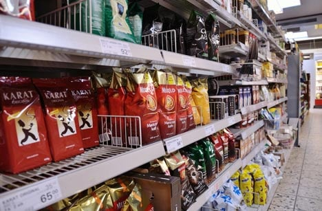 Cheaper beer and food staple prices
