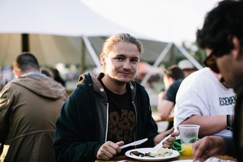 IN PICTURES: Eating your way through Roskilde Festival