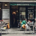 <p><b>Bibi's Diner</b></p>  <p>A small storefront in the quiet, central location has made Bibi's a favorite of locals and tourists alike. Tasty food handmade by people who clearly love to feed their customers. An authentic gem in the heart of the city.</p>  <b>Rosengarden 14<br> 1174 Copenhagen K</b>Photo: Josef Brock, Scandinavia Standard