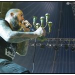 The old man has still got it. True metal superstar Philip H Anselmo gave a blistering mid-afternoon concert that proved he's as relevant as ever a full two decades after Pantera's peak. (Justin Cremer)Photo: Torben Christensen/Scanpix