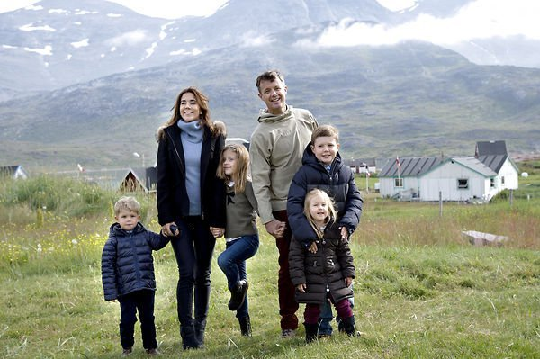 Crown Prince Couple visit Greenland