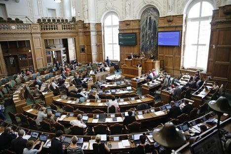 Danes against pay raise for MPs