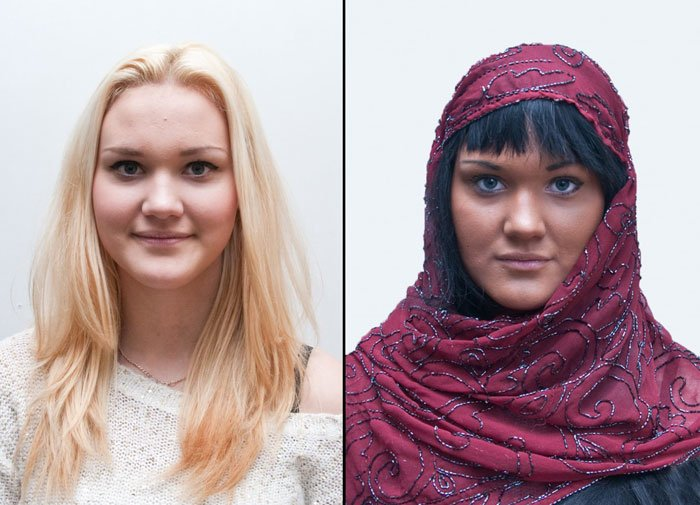 Through Different Eyes: Danish project accused of racism by Swedes