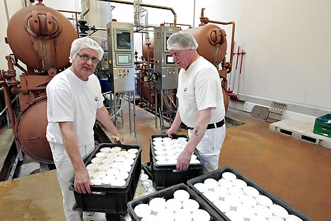 Russian ban could cost dairy giant Arla dearly