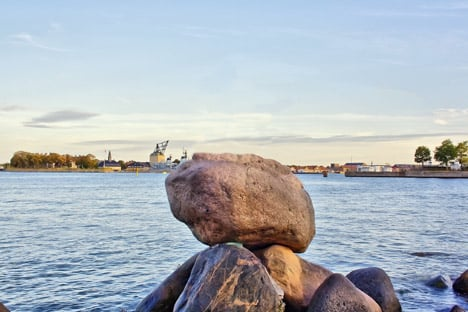 Denmark's icon… that we can't show you