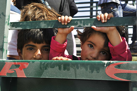 Syrian refugees to live in old military barracks