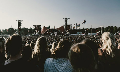 Danish music festivals gearing up for a fight