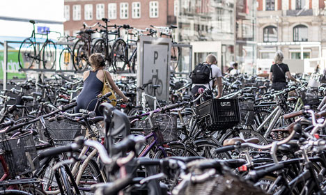 Every sixth Dane has stolen a bicycle: report