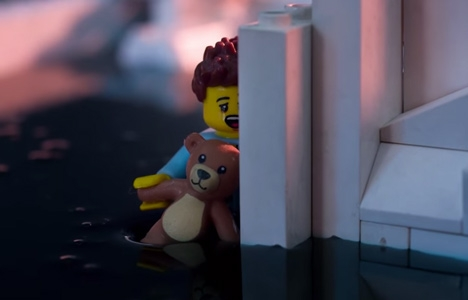 Lego drops Shell after Greenpeace campaign