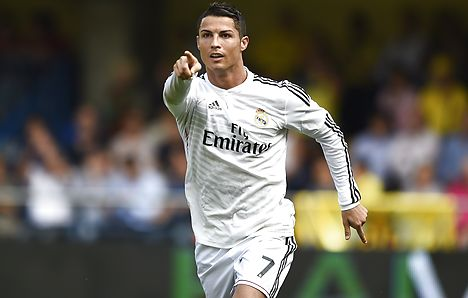Watch out Denmark, Ronaldo is coming