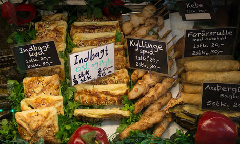 Where to eat on the cheap in Copenhagen