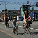 """<b>1. Watch out for bikes!</b><br> """"Cyclists are numerous in Danish cities and often have right-of-way over pedestrians and automobiles. Motorists should be sure to check bicycle lanes before turning right, and pedestrians should watch carefully for bicycle traffic when crossing the street,"""" Canada warns.Photo: Colourbox"""