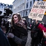 'Racist' Swedish art opens to protests in CPH
