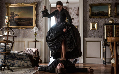 TV drama 1864 fights to win over the Danes