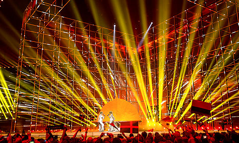 Eurovision was second most expensive ever
