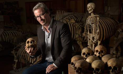First Europeans weathered the Ice Age