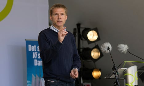 Danish People's Party support hits historic high