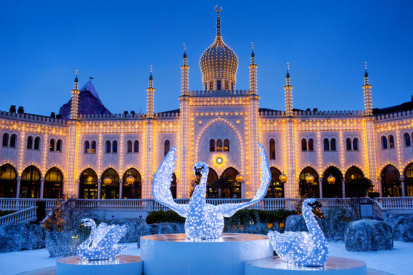 FROM THE ARCHIVE: Christmas 2014 at Tivoli, in pictures
