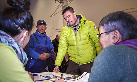 Greenland's Siumut wins tight election