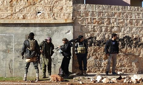 Danes fighting for Isis in Syria on welfare benefits