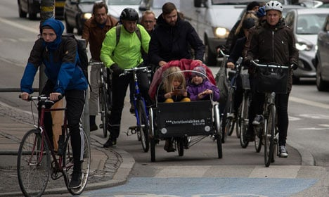 Danish bike culture even cooler than you thought