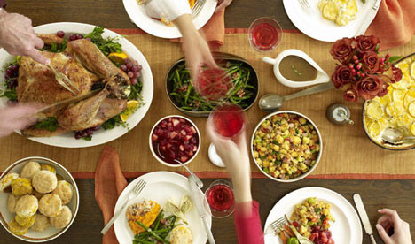 American expats adapt to Thanksgiving in Denmark
