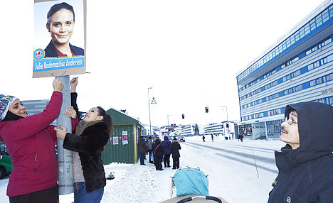 Greenlanders go to polls with eyes on economy