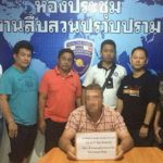 Dane wanted for fraud arrested in Thailand