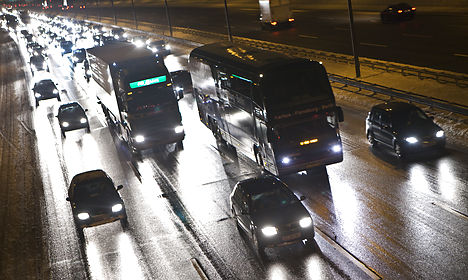 Danish traffic deaths approach record low