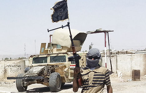 Isis 'supporters' arrested for shooting Dane