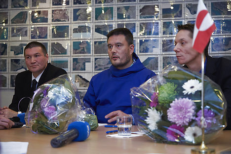 Greenland forms coalition after close vote