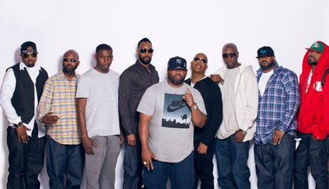 Wu-Tang Clan to form like Voltron at NorthSide
