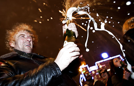 How to celebrate New Year's Eve like a Dane