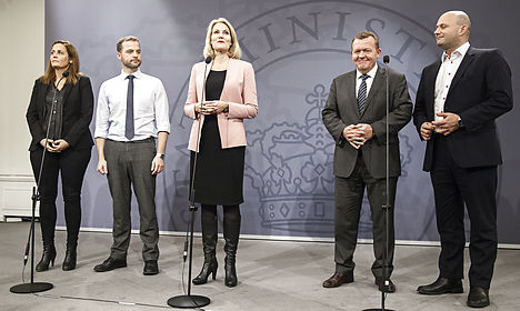 Denmark presents united front ahead of EU vote