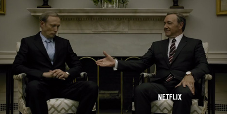 Danish actor gets major House of Cards role