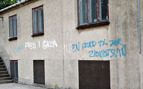 Danish Jews ask for police protection