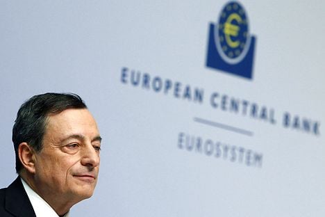 Denmark lowers interest rate after ECB move