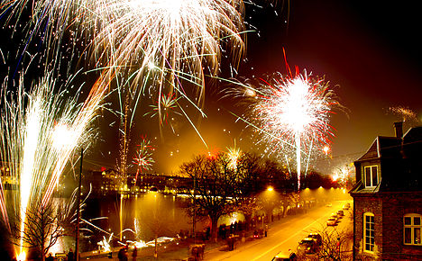 At least four Danes die in New Year's celebrations
