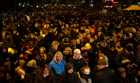 As it happened: Denmark mourns terror victims