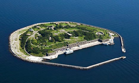 Danish youth get their very own island