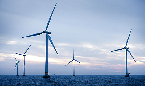 Denmark gets historic low price on wind power