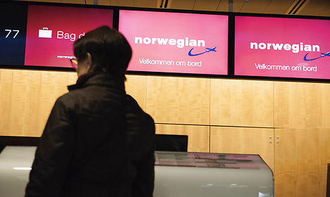 Norwegian in surprise move as strike continues