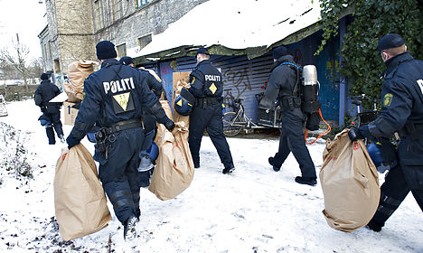 Another 13 jailed for drug sales in Christiania